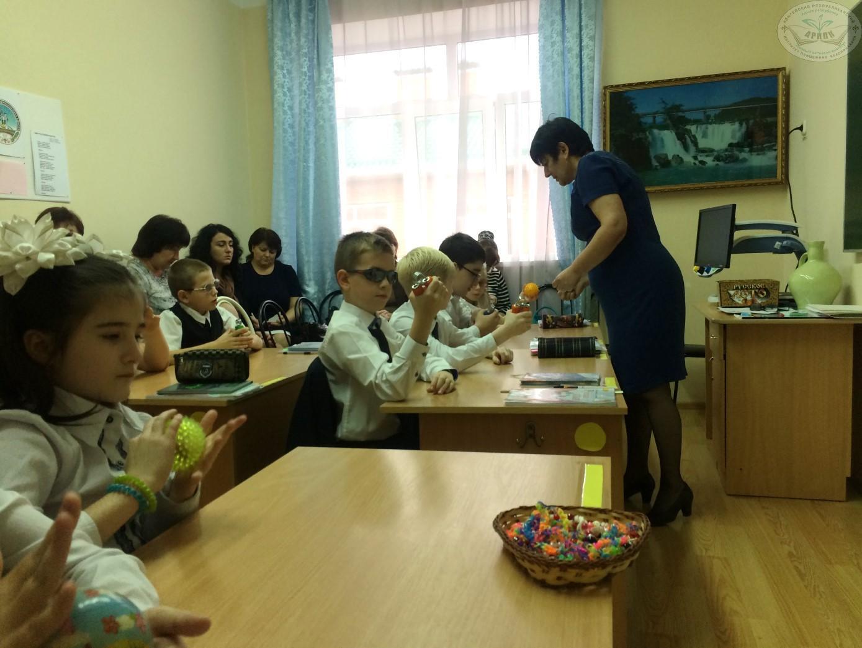 Фото школы интерната для слабовидящих детей
